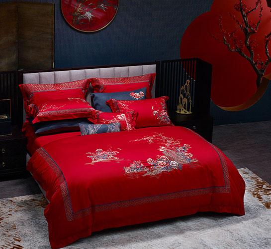 南方寢飾家紡產品展示